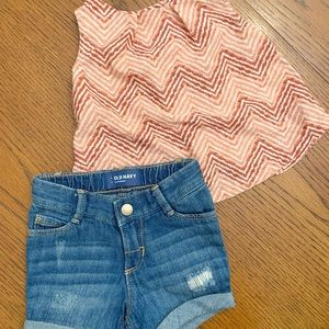 Old Navy outfit 18-24m